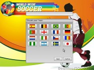 World Wide Soccer screenshot